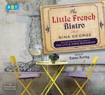 Cover of Little French Bistro audiobook